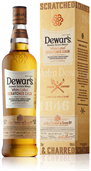 Dewars-Scotch-White-Label-Scratched-Cask